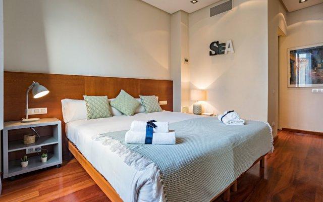 Отель Habitat Apartments Paseo de Gracia Suite Испания, Барселона - отзывы, цены и фото номеров - забронировать отель Habitat Apartments Paseo de Gracia Suite онлайн комната для гостей