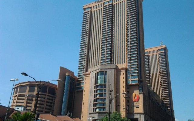 Отель Kl Millennium Apartment at Times Square Малайзия, Куала-Лумпур - отзывы, цены и фото номеров - забронировать отель Kl Millennium Apartment at Times Square онлайн вид на фасад