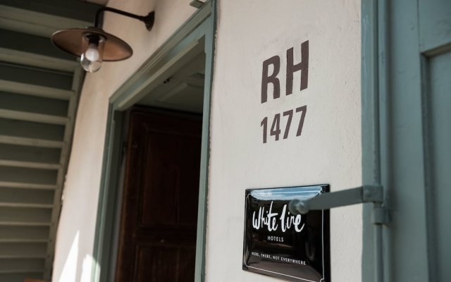 Отель 1477 Reichhalter Eat & Sleep Лана вид на фасад