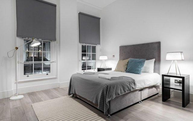Отель Luxury Apartments in Central London Великобритания, Лондон - отзывы, цены и фото номеров - забронировать отель Luxury Apartments in Central London онлайн комната для гостей