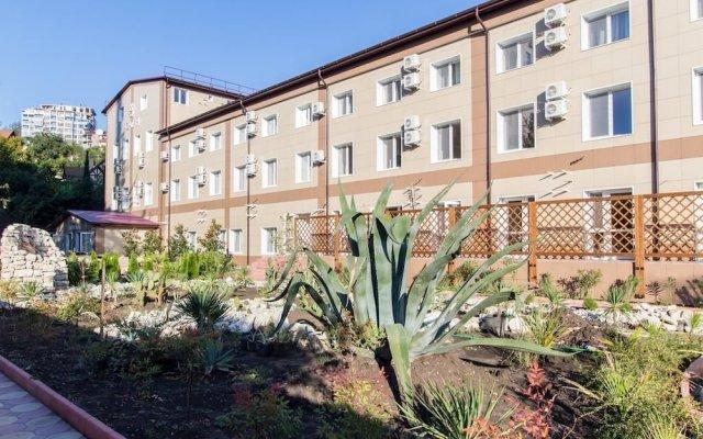 Azalia Hotel вид на фасад