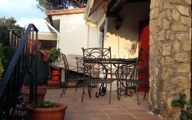 Отель Casa Can Siset вид на фасад
