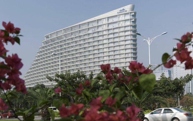 Отель Xiamen International Conference Hotel Китай, Сямынь - отзывы, цены и фото номеров - забронировать отель Xiamen International Conference Hotel онлайн вид на фасад