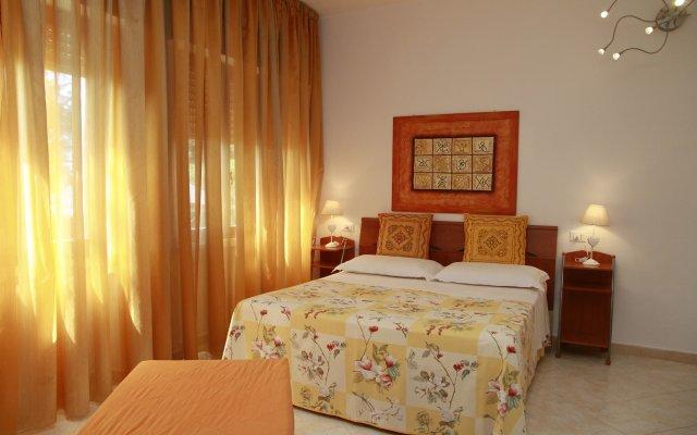Отель La Mimosa Кастаньето-Кардуччи комната для гостей