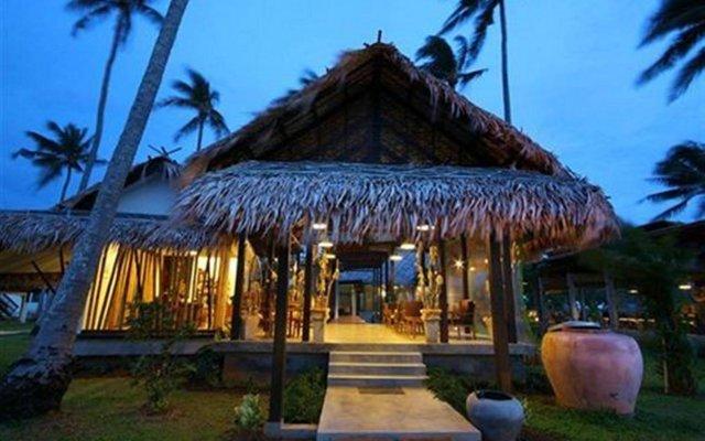 Отель Islanda Hideaway Resort вид на фасад