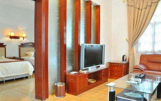 Tiyu Hotel комната для гостей