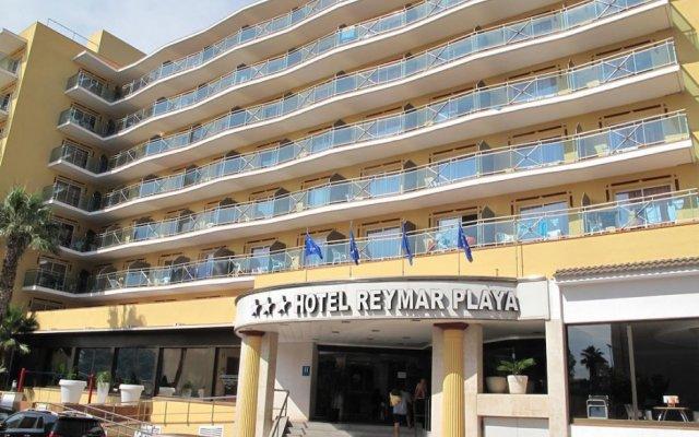 Hotel Reymar Playa вид на фасад