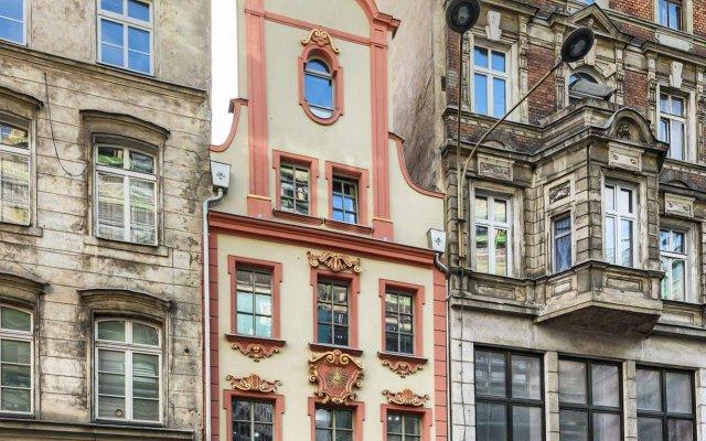 Отель Friends Hostel Польша, Вроцлав - отзывы, цены и фото номеров - забронировать отель Friends Hostel онлайн вид на фасад