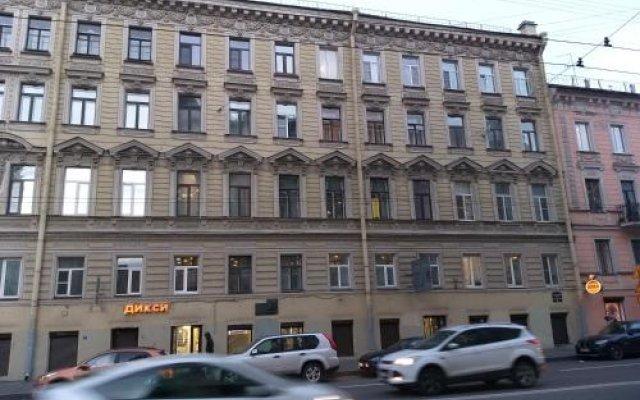 Гостиница Bed Madame Gritsatsuyeva в Санкт-Петербурге отзывы, цены и фото номеров - забронировать гостиницу Bed Madame Gritsatsuyeva онлайн Санкт-Петербург вид на фасад