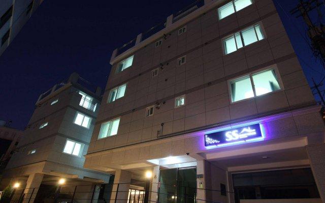Отель SSGuesthouse - Hostel Южная Корея, Сеул - отзывы, цены и фото номеров - забронировать отель SSGuesthouse - Hostel онлайн вид на фасад