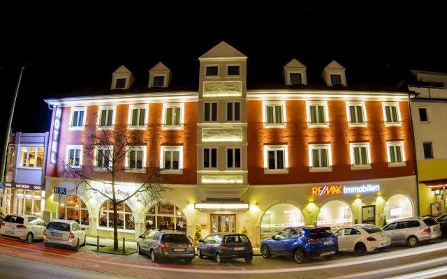 Отель Säntis Германия, Мюнхен - отзывы, цены и фото номеров - забронировать отель Säntis онлайн вид на фасад