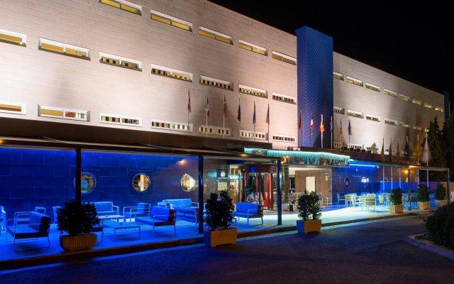 Salles Hotel Marina Portals вид на фасад