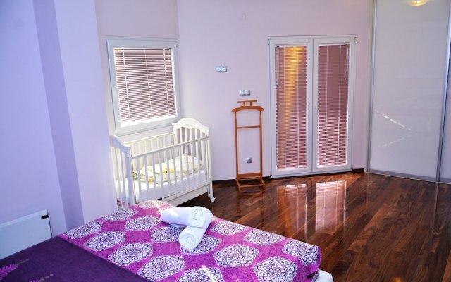 Отель Villa Quince Черногория, Тиват - отзывы, цены и фото номеров - забронировать отель Villa Quince онлайн комната для гостей