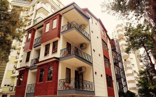 Ale Hotel Турция, Анталья - отзывы, цены и фото номеров - забронировать отель Ale Hotel онлайн вид на фасад