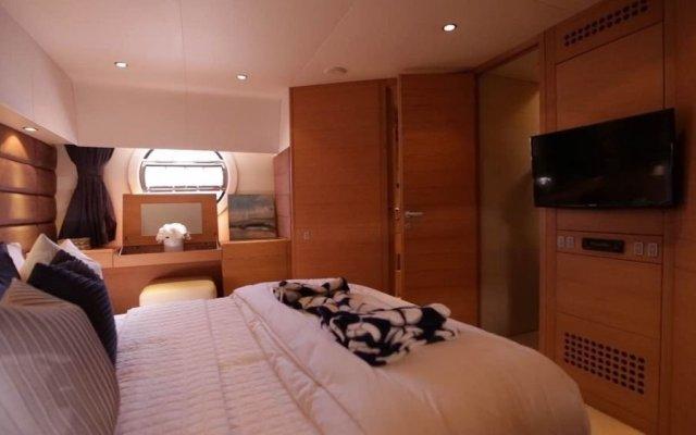 Отель Grey Yacht Мексика, Золотая зона Марина - отзывы, цены и фото номеров - забронировать отель Grey Yacht онлайн комната для гостей