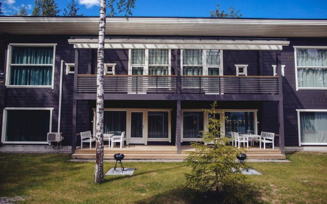 Отель Saimaa Life Финляндия, Иматра - 1 отзыв об отеле, цены и фото номеров - забронировать отель Saimaa Life онлайн вид на фасад