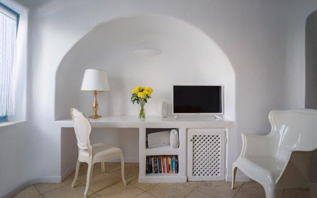 Отель Above Blue Suites Греция, Остров Санторини - отзывы, цены и фото номеров - забронировать отель Above Blue Suites онлайн комната для гостей