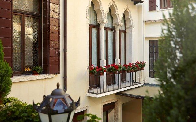 Hotel Palazzo Paruta Венеция вид на фасад