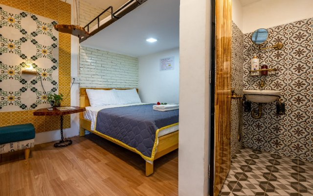 Saigon Backpackers Hostel - Bui Vien комната для гостей