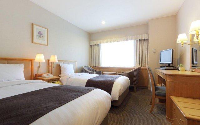 Yokohama Excel Hotel комната для гостей