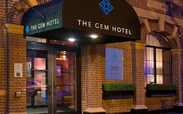 Отель The GEM Hotel - Chelsea США, Нью-Йорк - отзывы, цены и фото номеров - забронировать отель The GEM Hotel - Chelsea онлайн вид на фасад