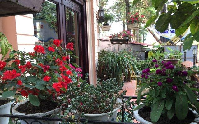 Отель Thai Binh Sapa Hotel Вьетнам, Шапа - отзывы, цены и фото номеров - забронировать отель Thai Binh Sapa Hotel онлайн вид на фасад