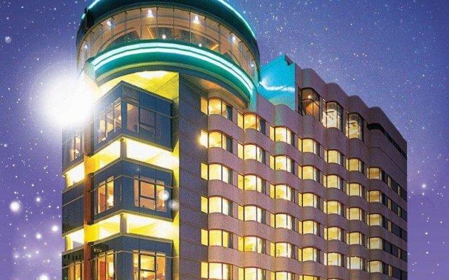 Metropark Hotel Macau вид на фасад
