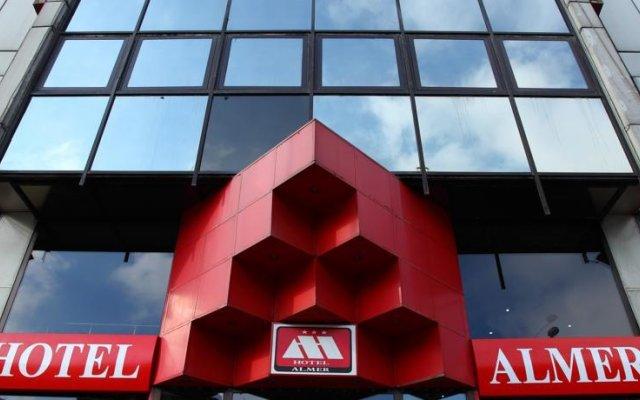 Almer Hotel Турция, Анкара - 1 отзыв об отеле, цены и фото номеров - забронировать отель Almer Hotel онлайн вид на фасад