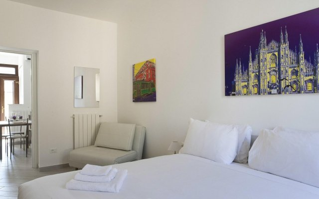 Апартаменты Cornalia8 Milan Apartment