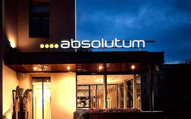 Отель Absolutum Boutique Прага вид на фасад