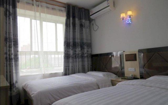 Отель Xi'an Jinfulai Hotel Китай, Сиань - отзывы, цены и фото номеров - забронировать отель Xi'an Jinfulai Hotel онлайн комната для гостей