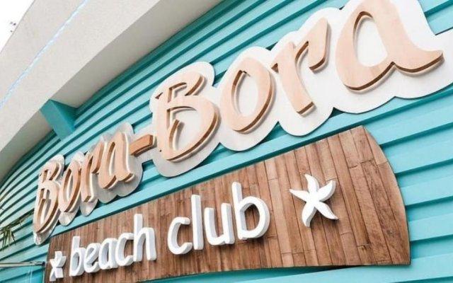 Club-hotel Bora-Bora Анапа вид на фасад