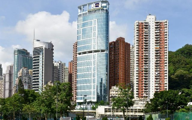 Metropark Hotel Causeway Bay Hk In Hong