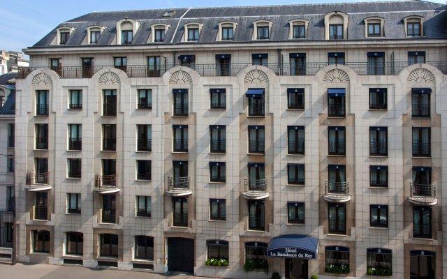 Отель Residence du Roy Hotel Франция, Париж - отзывы, цены и фото номеров - забронировать отель Residence du Roy Hotel онлайн вид на фасад