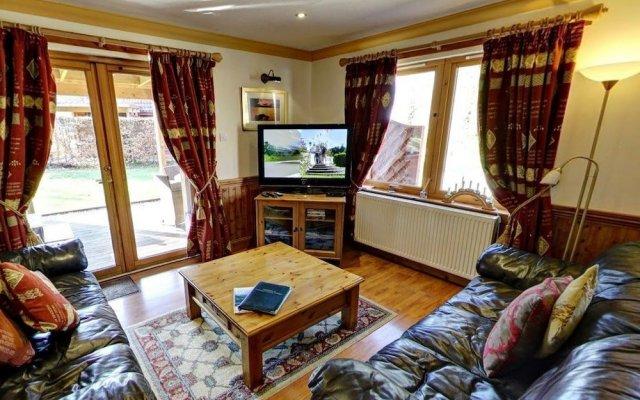 Отель Lomond Luxury Lodges Глазго комната для гостей
