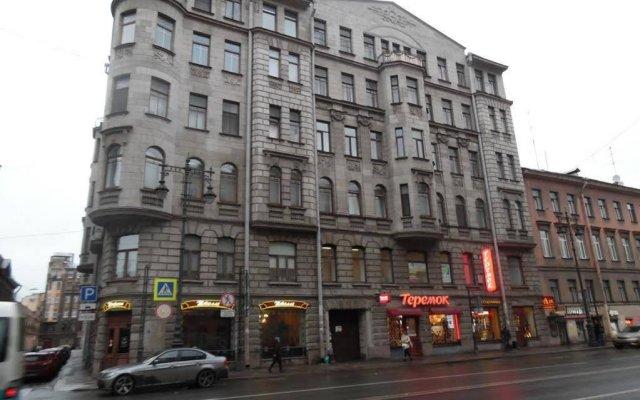 Апартаменты Юлана апартаменты Санкт-Петербург вид на фасад
