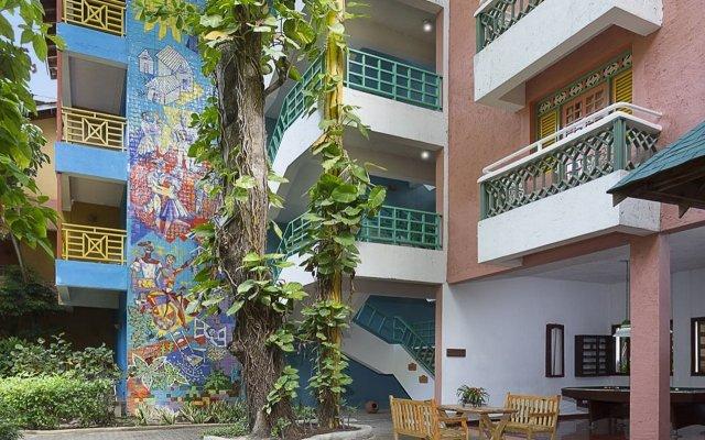 Отель Whala! boca chica вид на фасад