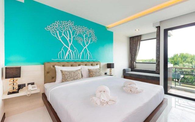 Отель River Front Krabi Hotel Таиланд, Краби - отзывы, цены и фото номеров - забронировать отель River Front Krabi Hotel онлайн комната для гостей