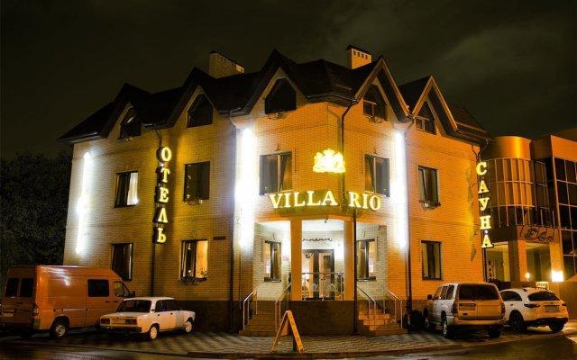 Hotel Marton Villa Rio вид на фасад