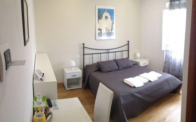 Отель Le Ghiacciaie комната для гостей