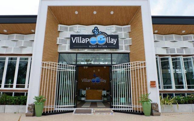 Отель Villa Pool Lay Resort Pattaya вид на фасад
