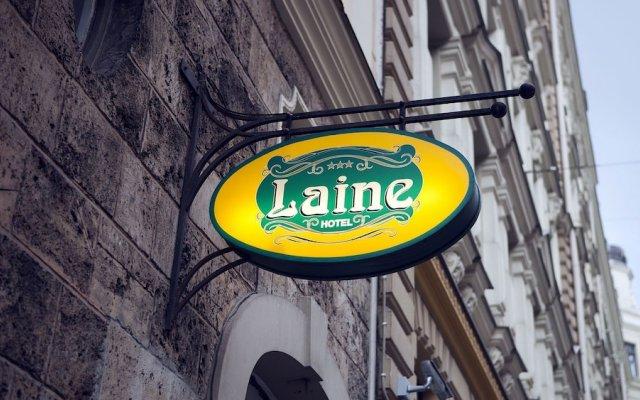 Art Hotel Laine вид на фасад