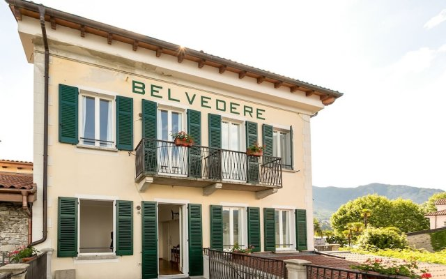 Отель Belvedere Италия, Стреза - отзывы, цены и фото номеров - забронировать отель Belvedere онлайн вид на фасад