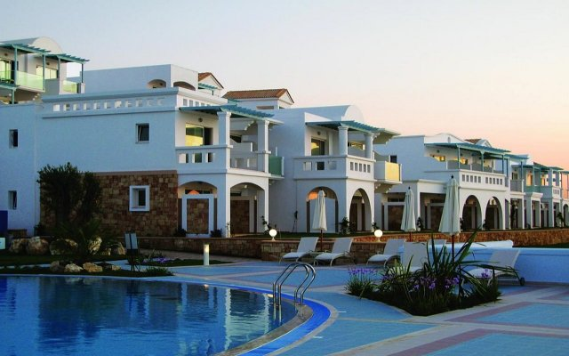 Отель Atrium Prestige Thalasso Spa Resort & Villas вид на фасад