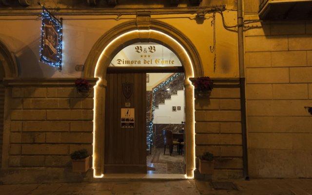 Отель B&B Dimora del Conte Пьяцца-Армерина вид на фасад