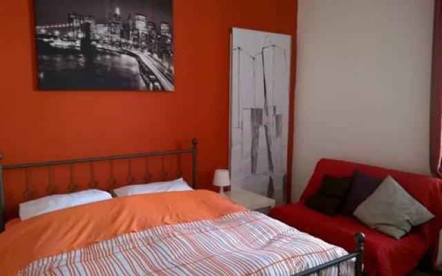 Отель Cavour Лечче комната для гостей