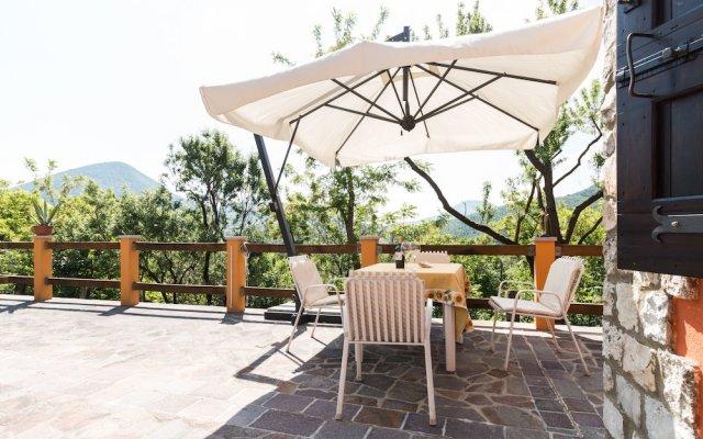 Отель Euganean Hills amazing Jewel Италия, Региональный парк Colli Euganei - отзывы, цены и фото номеров - забронировать отель Euganean Hills amazing Jewel онлайн вид на фасад
