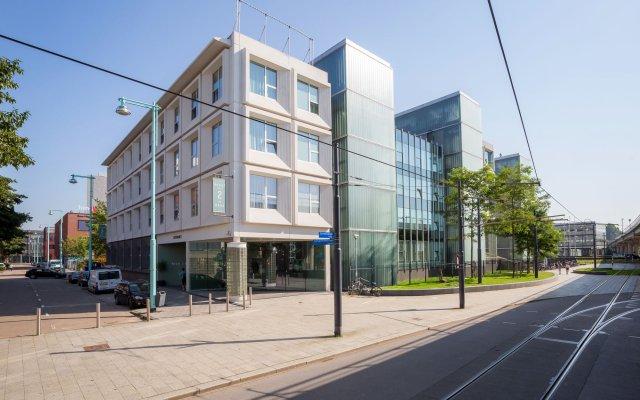 Отель Hotel2stay Нидерланды, Амстердам - 1 отзыв об отеле, цены и фото номеров - забронировать отель Hotel2stay онлайн вид на фасад