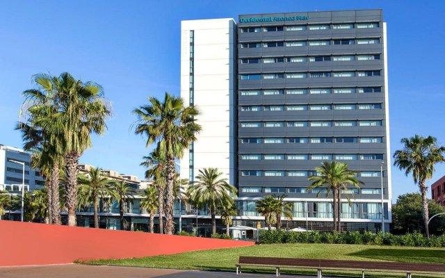 Отель Occidental Atenea Mar - Adults Only Испания, Барселона - - забронировать отель Occidental Atenea Mar - Adults Only, цены и фото номеров вид на фасад