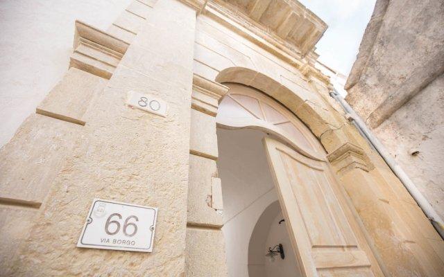 Отель B&B Il Borgo Италия, Поджардо - отзывы, цены и фото номеров - забронировать отель B&B Il Borgo онлайн вид на фасад